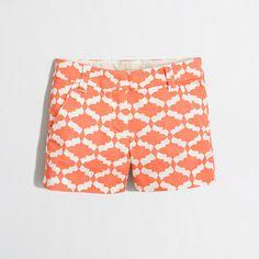 <ul><li>Cotton with a hint of stretch.</li><li>Sizes 2-12 have internal adjustable elastic waistband.</li><li>Slant pockets, back welt pockets.</li><li>Machine wash.</li><li>Import.</li></ul>