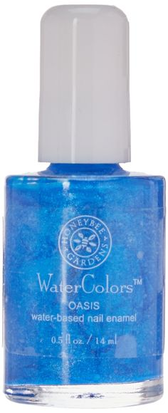 Water Based Nail Polish, Water Color Nails, Garden Oasis, Enamel, Personal Care, Watercolors, Cards, Gifts, Amazon