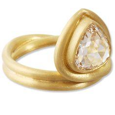 Mallary Marks Diamond Minaret Ring
