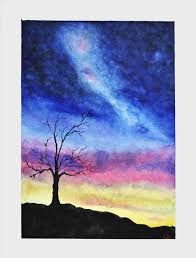 Image Result For Easy Watercolor Painting For Beginners