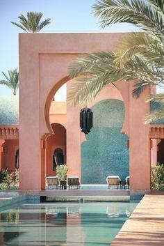 Amanjena Marrakech / Marruecos