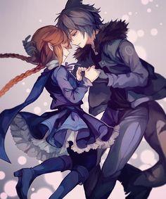 会 #アニメ #anime #art #소년 #boy #girl #aokamei