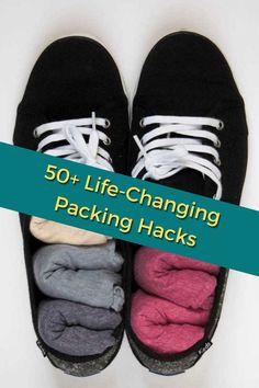 #Life #Changing #Packing #Hacks