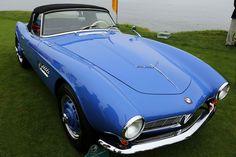 BMW 507 Series II Roadster 1958