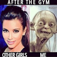 OMG sooo true! But that's only bc I worked my ass off right?! Haha
