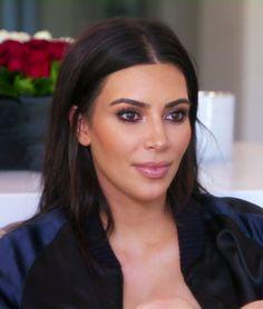 ♥ Pinterest: DEBORAHPRAHA ♥ Kim Kardashian makeup look during keeping up with the kardashians season 13