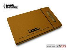 Publicidade con tinta termocrómica. Notebook, Advertising, Lollipops, Ink, The Notebook, Exercise Book, Notebooks