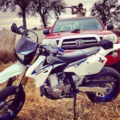 2013 #Suzuki DRZ 400SM  #motorcycle #ESRapp
