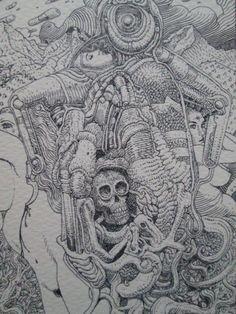 Album, le Chasseur Déprime, Moebius, disponible sur entre-image!