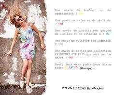 Vivez la Happy Therapy by Mado