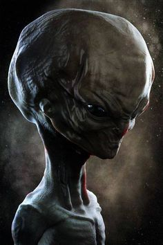 Alien Encounters, Grey Alien, Alien Character, Horror Monsters, Alien Races, Alien Concept, Aliens And Ufos, Alien Art, Art Thou