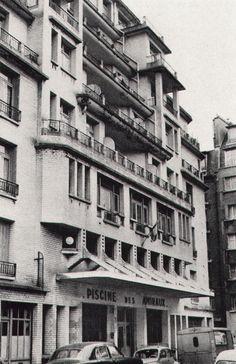 Henri Sauvage - Bloquear Rue des Amiraux, París - Techne