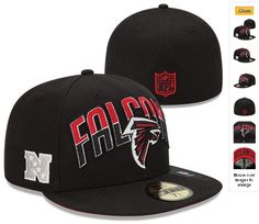 NFL Draft 59FIFTY Fitted Atlanta Falcons Hats 6964|only US$8.90