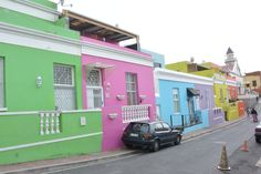 Sights, Bo-Kaap, Cape Town, South Africa