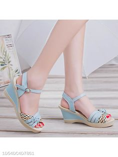 299855a4ff Platform Sandals with on a Wedge Gladiator Sandals Shoes Women Ladies  Summer Fashion Flats Shoes 2016
