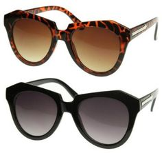 Image from http://intheircloset.com/wp-content/uploads/2012/02/triple-optic-modern-thick-cat-eye-sunglasses-black-tortoise-karen-walker-number-one-knockoffs.jpg.