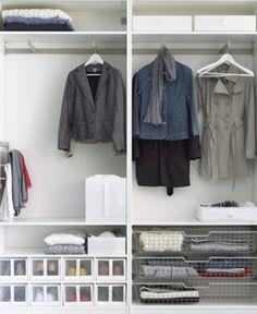 25 Best Closet New August Images Organizers Walk In