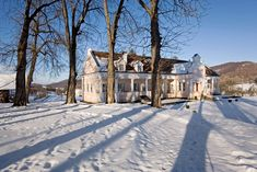 apafi Romania, Snow, Vacation, Places, Traditional, Travel, Outdoor, Beautiful, Outdoors