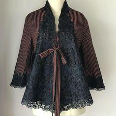- Women's style: Patterns of sustainability Kebaya Lace, Kebaya Dress, Batik Kebaya, Dress Pesta, Kebaya Brokat, Frock Fashion, Batik Fashion, Abaya Fashion, Fashion Dresses