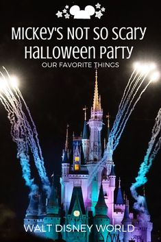 mickeys not so scary halloween party at walt disney world, our favorite disney halloween party things at Disney's Halloween Treat, Disney Halloween Parties, Disney Halloween Costumes, Scary Halloween, Disney Games, Walt Disney, Disneyland October, Mickey's Very Merry Christmas, Party Tickets