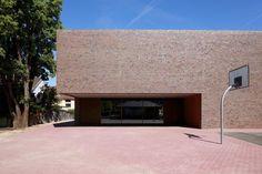 Michael-Ende-Schule / Scholl Balbach Walker Architekten