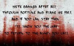 My Chemical Romance Mama Lyrics