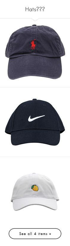 """""""Hats😍🔥🧢"""" by nayaxx ❤ liked on Polyvore featuring men's fashion, men's accessories, men's hats, hats, accessories, accessories - hats, headwear, mens caps and hats, ralph lauren mens hats and acc"""