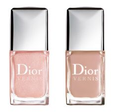 The Spring collections continue with Dior. Let me be clear, I do not own anything from Dior, although I am certainly open to it! I am always impressed by Cosmetics & Perfume, Makeup Cosmetics, Dior Nail Polish, Nail Polishes, Skin Makeup, Beauty Makeup, Pink Images, Nail Envy, Makeup Collection
