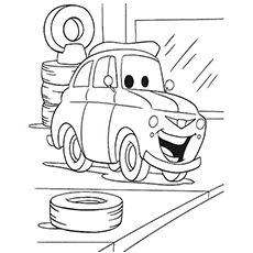 Is your kid crazy about fast and furious cars? Want to bring his passion alive with some coloring pages? Try out these 25 free printable cars coloring pages