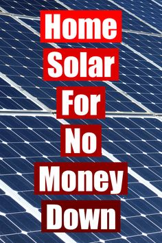 Thinking about going solar? A little-known government program called the Residential Renewable Energy Tax Credit helps put solar on your home, and helps homeowners reduce their utility payments by hundreds of dollars per year! To qualify, you need to install solar before the credit expires on December 31, 2016.