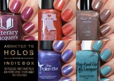 Addicted to Holos October Box