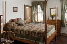 Colonial Crossroads - York Bed and Breakfast Room