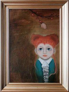 Alexandrina Hristov - A Great Romanian Painter (4)