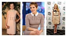 Celebrities - Peter Pan Collars