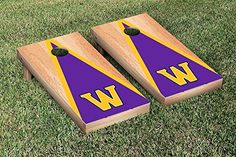 Williams Ephs Cornhole Game Set Hardcourt Triangle Version >>> Click image to review more details.