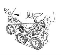 67 Belt Routing Diagram  Dodge Diesel  Diesel Truck