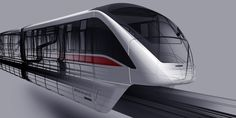 bombardier monorail 300 - dg design