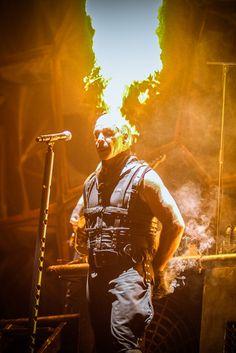 Rammstein: Live in Barcelona 14/04/2013