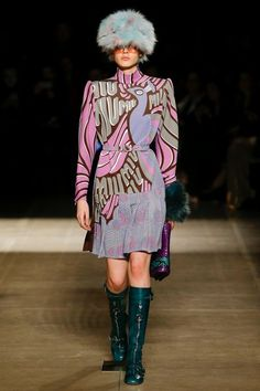 View the complete Fall 2017 collection from Miu Miu.