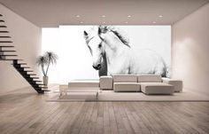 Awesome equestrian rooms I found on Facebook!