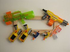 Nerf Pegboard Gun Rack   Nerf Guns Are A Popular Kids Toy But Keeping Them  Organized And Off The Floor Isnu0027t Always Easy! Check Out This Easy DIY Pu2026  ...