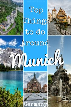 10 Best Day Trips from Munich Worth Doing Top things to do around Munich Germany – Best Day Trips from Munich – which day trips from Munich are most worth your time? Here are some of our top recommendations for your next visit to Europe Destinations, Europe Travel Tips, Travel Guides, Travel And Leisure, Romantic Vacations, Romantic Getaway, Vermont, Cool Places To Visit, Places To Travel