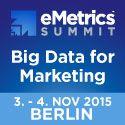 Data Driven Business 2015 in Berlin: 15 %-Rabatt mit dem Code DDBROCKIT