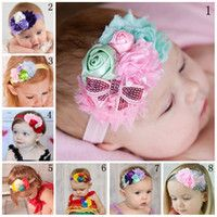 New Style Children' s Wholesale Hair band Roses Sequined...
