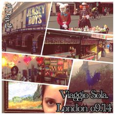 Londra. Viaggio sola. | To see the World