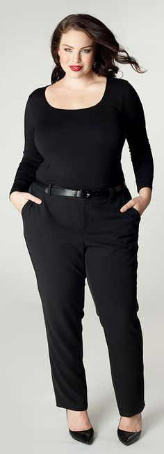 A good pair of slacks is a MUST HAVE for any woman.