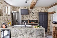 Méchant Studio Blog: cement against stone