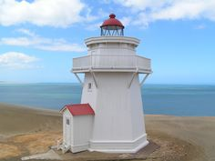 Bus tours to Cape Reinga lighthouse, drive along Ninety Mile Bay Of Islands, Bus Travel, Lighthouse, New Zealand, Coast, Tours, Beach, Bell Rock Lighthouse, The Beach