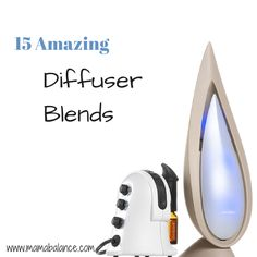 DIT Diffuser Blends with doTERRA Essential Oils