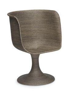 Manta Contemporary Woven Seagrass Chair - Mecox Gardens